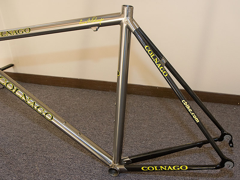 Awesome Colnago CT-1